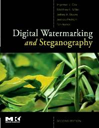 Digital Watermarking and Steganography  2nd Edition  ISBN  9780123725851