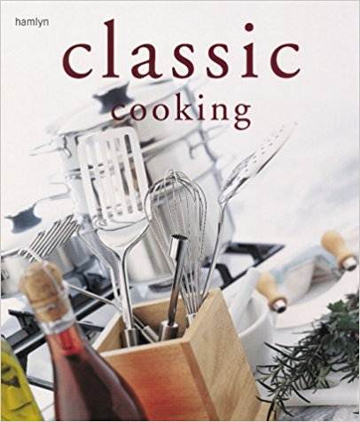Classic Cooking ISBN 9780600605577