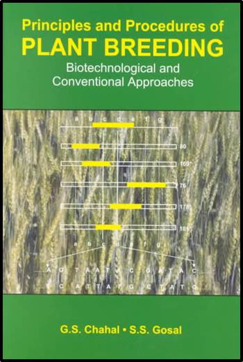 Principles and Procedures of Plant Breeding  ISBN 9781842650363