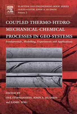 Coupled Thermo-Hydro-Mechanical-Chemical Processes in Geo-systems, Volume 2 ISBN  9780080445250