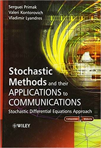 Stochastic Methods and their Applications to Communications  1st Edition ISBN : 9780470847411
