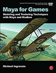 Maya for Games: Modeling and Texturing Techniques with Maya and Mudbox ISBN 9780240810645