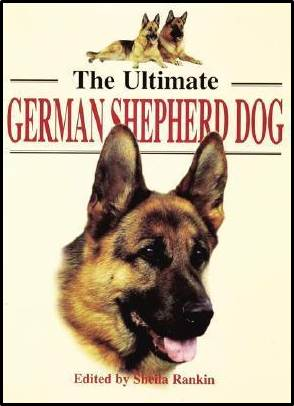 The Ultimate German Shepherd Dog  ISBN  9781860540493