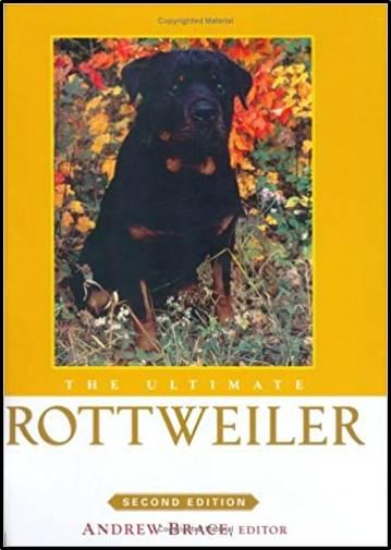 Ultimate Rottweiller  2nd Ed.  ISBN 9781860542633