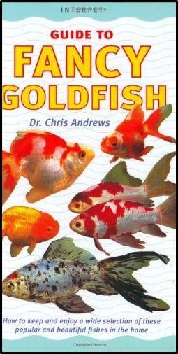 Fancy Goldfish  ISBN 9781902389646