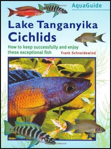 Aquaguide  Lake Tanganyika Cichlids  ISBN  9781842860366