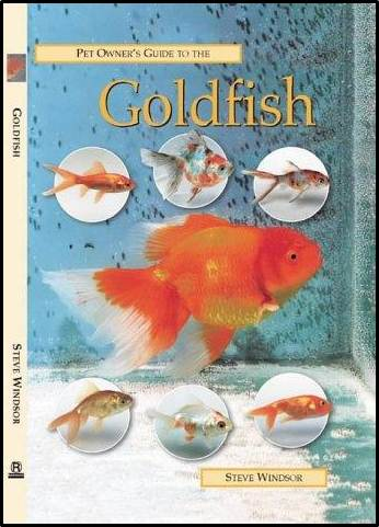 Pet Owners Guide to the Goldfish   ISBN  9781860541094