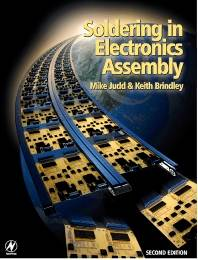Soldering in Electronics Assembly   2nd Edition  ISBN  9780750635455