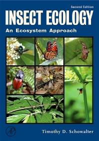 Insect Ecology : An Ecosystem Approach  2nd Edition  ISBN 9780120887729