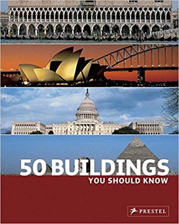 50 Buildings You Should Know  ISBN 9783791338385