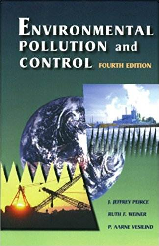 Environmental Pollution and Control, Fourth Edition 4th Edition  ISBN  9780750698993