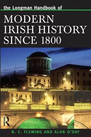 Longman Handbook of Modern Irish History Since 1800  ISBN 9780582081024