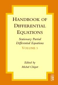 Handbook of Differential Equations  Volume 5 1st Edition ISBN 9780444532176