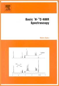 Basic 1H- and 13C-NMR Spectroscopy 1st Edition  ISBN : 9780444518118