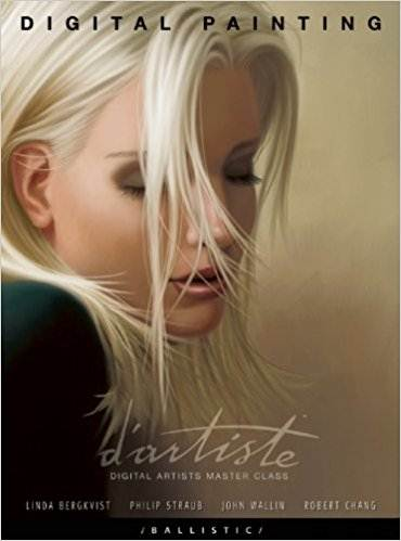 d\'artiste Digital Painting  ISBN 9780975096550