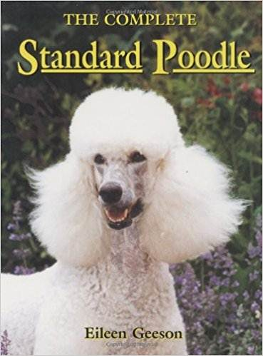 The Complete Standard Poodle  ISBN 9781860540042