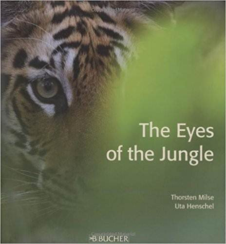 The eyes of the jungle  ISBN 9783765816598