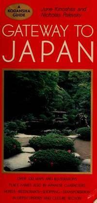 Gateway to Japan  ISBN 9780870119316