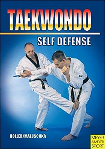 Taekwondo - Self-Defense  ISBN 9781841261348