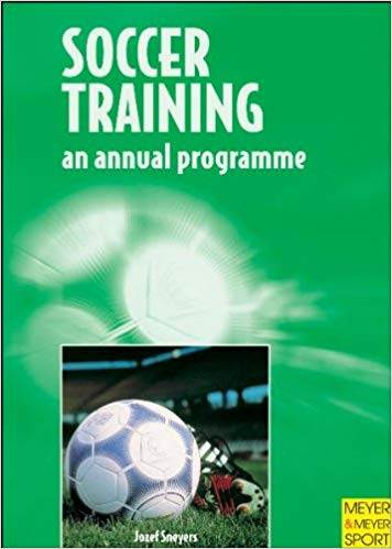 Soccer Training - An Annual Programme  ISBN13 9781841260174