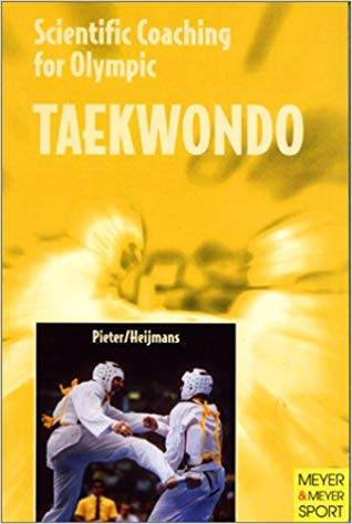Scientific Coaching for Olympic Taekwond ISBN 9781841260471