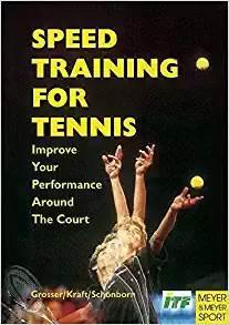 Speed Training for Tennis  ISBN 9781841260303