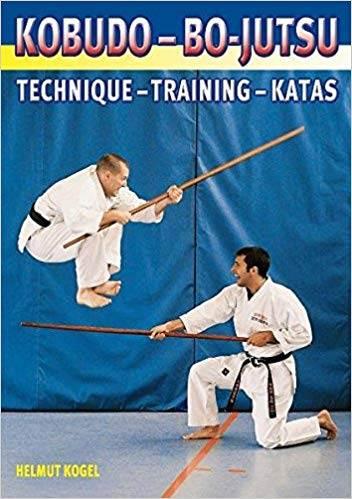 Kobudo - Bo-jutsu: Technique - Training - Tactics  ISBN  9781841261720