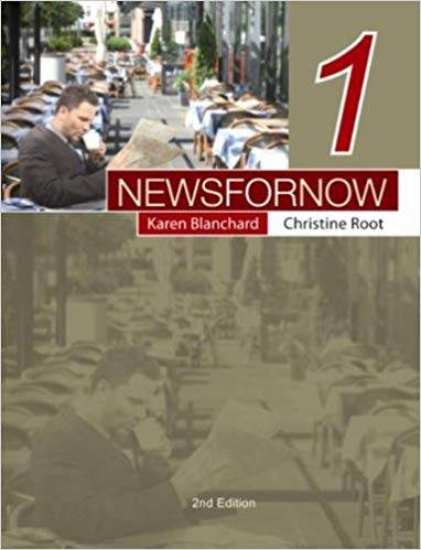 News for Now Student Book 1: News for Now Series  ISBN 9789814221108