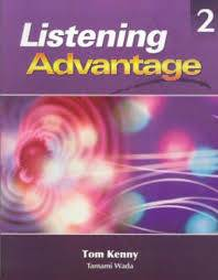 Listening Advantage 2: Text with Audio CD  ISBN 9781424001941
