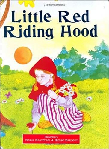 Little Red Riding Hood ISBN 9781904668572