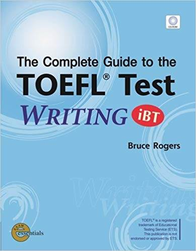 The Complete Guide to the TOEFL® Test: WRITING (iBT) Text/CD-ROM  ISBN  9789812659859