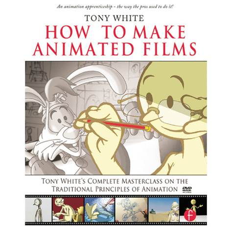 How to Make Animated Films  ISBN 9780240810331