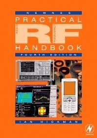 Practical RF Handbook  4th Edition   ISBN  9780750680394