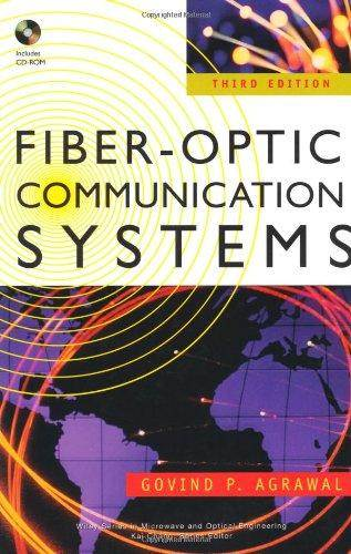Fiber-Optic Communication Systems with CD  ISBN 9789814126601