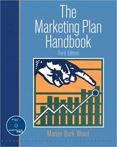 The  Marketing Plan Handbook  ISBN  9780132237550