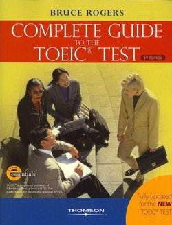The Complete Guide to the TOEIC®Test  Audio CDs (5) ISBN  9781424003778