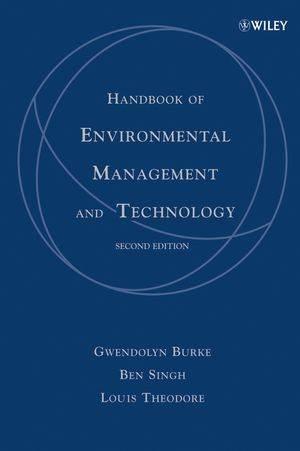 Handbook of Environmental Management and Technology  ISBN  9780471722373