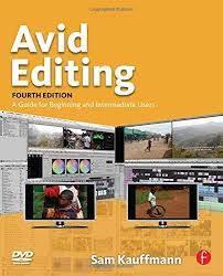 Avid Editing, Fourth Edition Paperback Tutorial ISBN 9780240810805