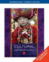 Cultural Anthropology  ISBN 9780495128885