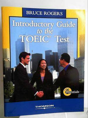 Introductory Guide to the TOEIC Test Answer Key (Exam Essentials)  ISBN  9781413013184