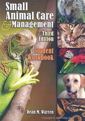Small Animal Care and Management, International Edition  ISBN 9780840031297