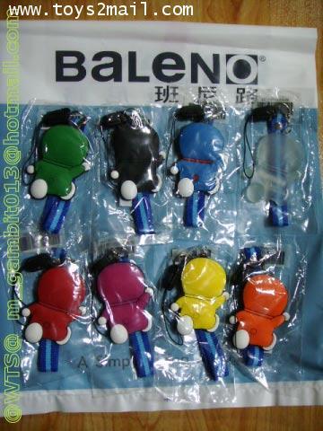 RARE ITEM โดเรม่อน  ที่ห้อยโทรศัพท์ สินค้าพิเศษเฉพาะร้าน BALENO ประเทศไต้หวัน [1]