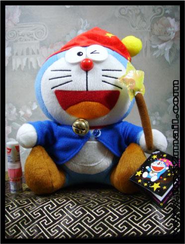 โดเรม่อน : ตุ๊กตาผ้า โดเรม่อนเดอะเมจิค 2008 สินค้าพิเศษเฉพาะร้าน BALENO ประเทศไต้หวัน [SOLD OUT]