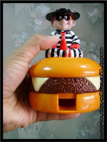 MASCOT : CANDDY BOX HAMBERGLAR กล่องช๊อคโกแลต แฮมเบอร์กร้า [1]