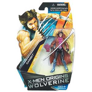 X-MEN ORIGIN WOLVERINE : 3.75 นิ้ว GAMBIT Comic series [SOLD OUT]