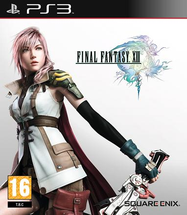 PS3 : FINAL FANTASY XIII  [ENG] [ZONE 3] [NEW] [1]