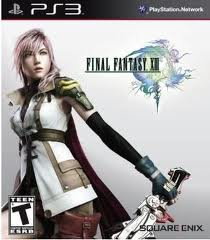 PS3 : FINAL FANTASY XIII  [USED] [ENGLISH] [ZONE 3] [A] [1]