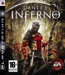PS3 : DANTE\'S INFERNO 3D COVER [USED] [ENGLISH] [ZONE 3] [A] [1]