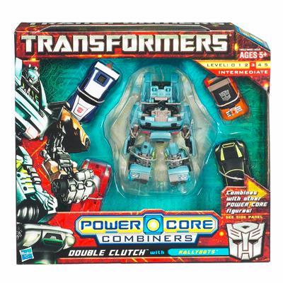 TRANSFORMER 2010 : POWER CORE : DOUBLE CLUTCH [1]