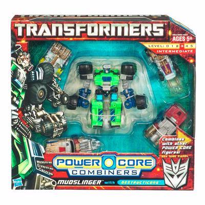 TRANSFORMER 2010 : POWER CORE : MUDSLINGER [1]